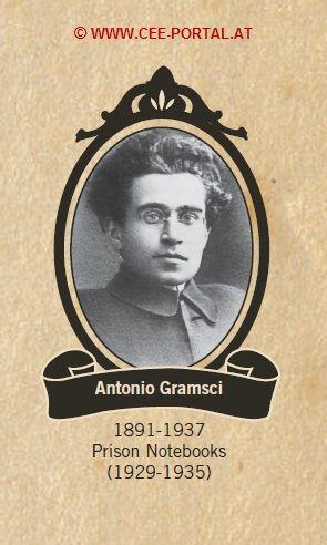 Antonio Gramsci 1891-1937 Prison Notebooks (1929-1935)