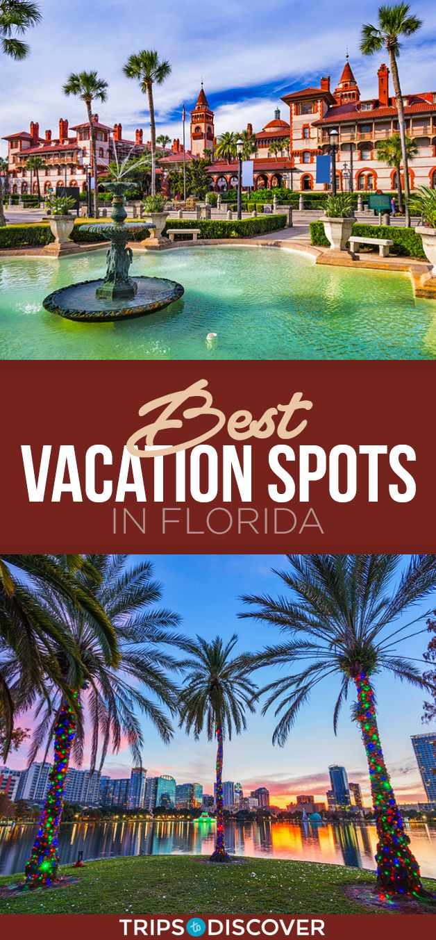 6 Spots In Florida That Will Make Your Next Vacation One To Remember Best Vacation Spots Cheap Vacation Spots Florida Vacation Spots