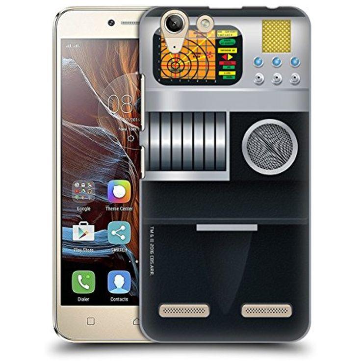 Official Star Trek Tricorder Gadgets Hard Back Case for Lenovo Vibe K5 *** For more information, visit image link. (This is an affiliate link) #CasesHolstersClips