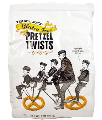 Gluten Free Pretzel Twists   Trader Joe's