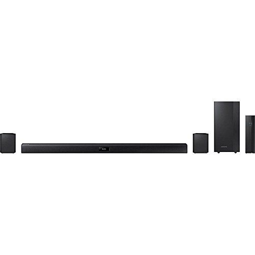 Special Offers - Samsung 4.1 Channel 300 Watts Surround Sound Home Theater Soundbar Speaker System With Wireless rear speakers & Active Subwoofer Bluetooth 3D Sound Plus USB Host Black Finish - In stock & Free Shipping. You can save more money! Check It (December 14 2016 at 09:34AM) >> http://caraudiosysusa.net/samsung-4-1-channel-300-watts-surround-sound-home-theater-soundbar-speaker-system-with-wireless-rear-speakers-active-subwoofer-bluetooth-3d-sound-plus-usb-host-black-finish/