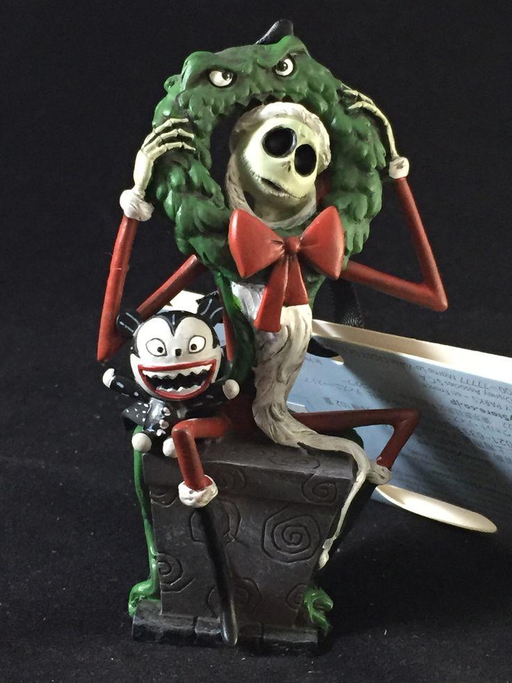 Jack Skellington (Nightmare Before Christmas) Sketchbook Holiday Ornament