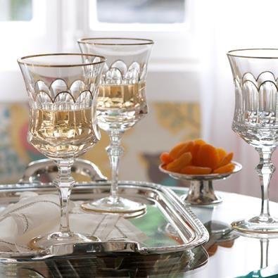 Taça de Vinho Branco Petrópolis Transparente