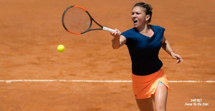 Simona Halep, învinsă de Elina Svitolina în finala turneului WTA de la Roma