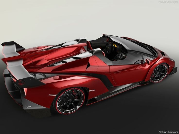Lamborghini Veneno Roadster: lo mas bestial de Lamborghini