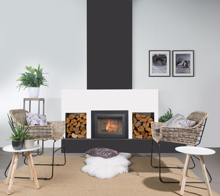 Wanders fires & stoves Smart 60 front
