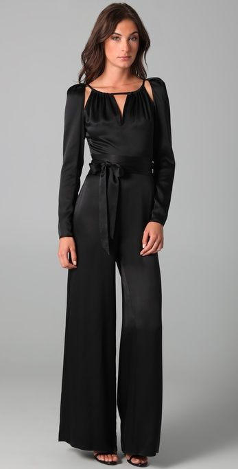 17 beste ideeën over Black Dressy Jumpsuits op Pinterest