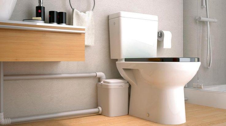 WC Broyeur watermatic