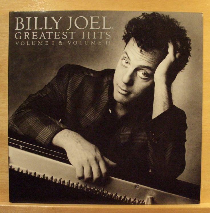 BILLY JOEL - Greatest Hits - Volume 1 + Volume 2 - Vinyl 2-LP Piano Man Honesty