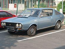 Renault 15 et 17 — Wikipédia