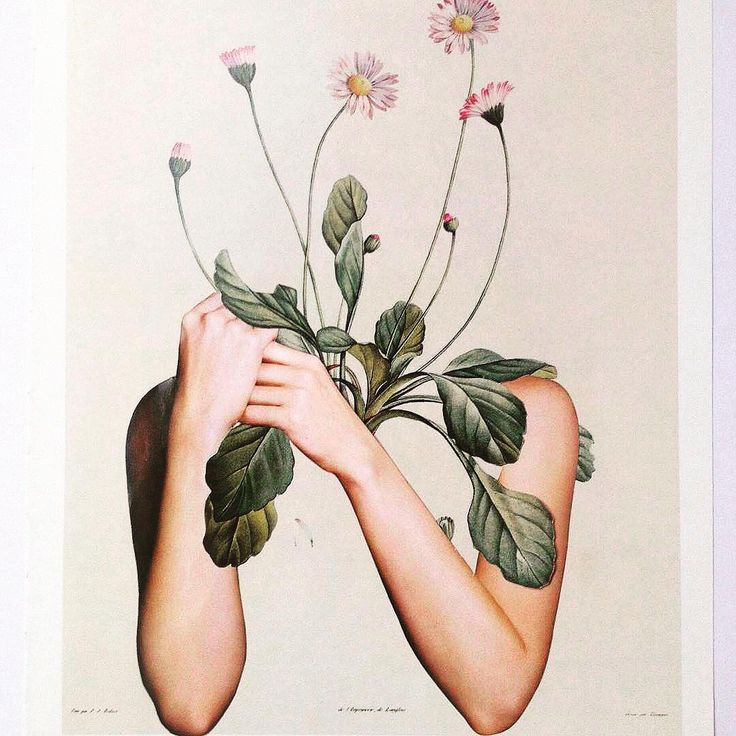 Illustration Nicola Kloosterman, Ohdecollage. Seen on HappyMakersBlog.com