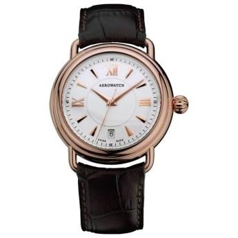 Relojes Aerowatch Automáticos de Caballero  http://www.tutunca.es/reloj-automatico-oro-rosa-aerowatch-clasico-1942