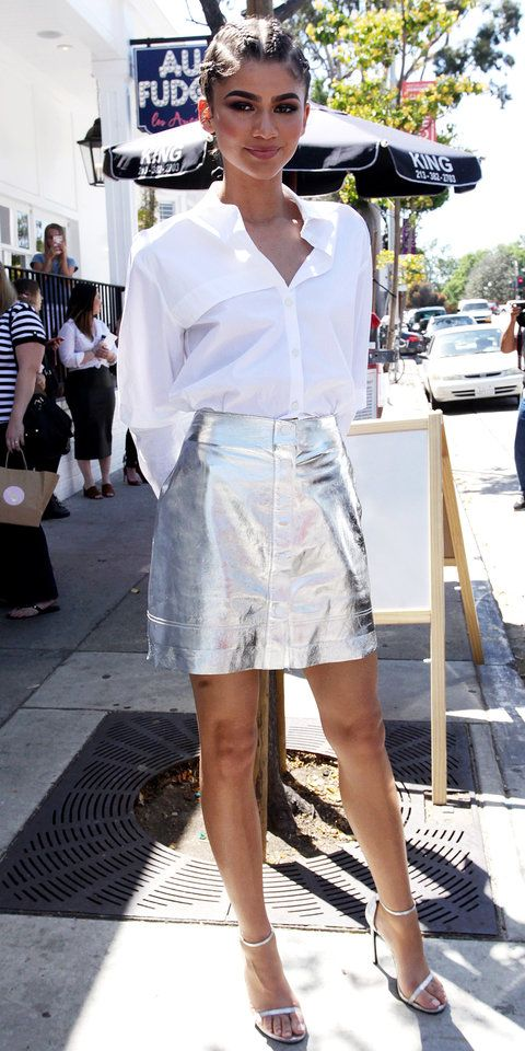 Zendaya Style Lessons | InStyle.com                                                                                                                                                                                 More