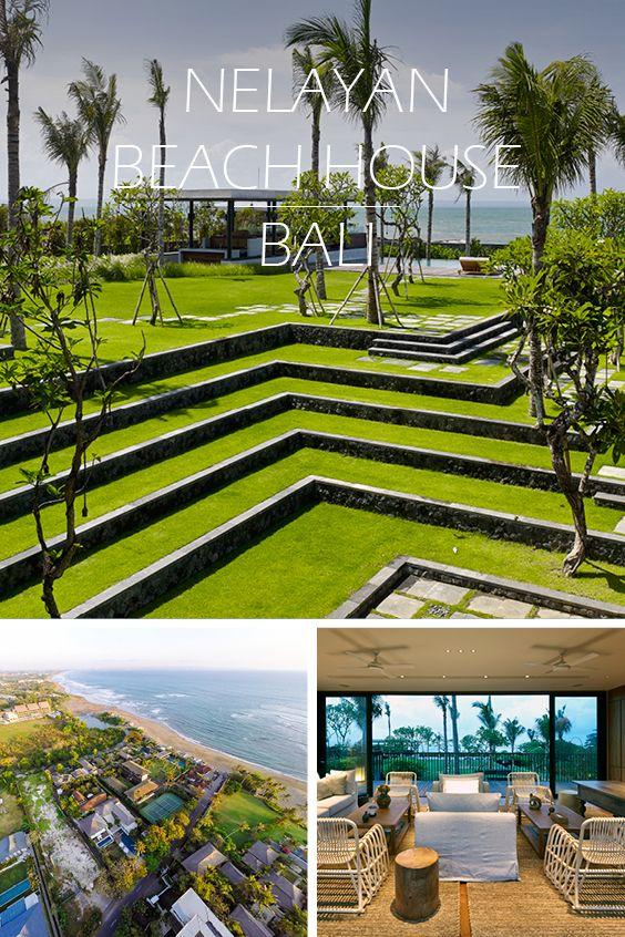 NELAYAN BEACH HOUSE | BALI - Direkt an einem 35 m langen Strandabschnitt mit eigenem Tennisplatz, Fitnessbereich & Spa