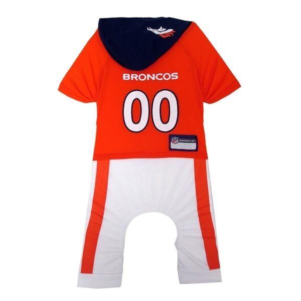 Denver Broncos Pet Onesie (New!)