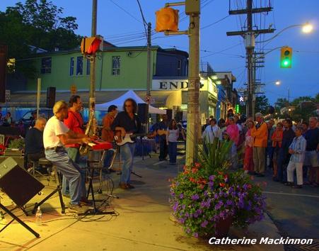 Beaches Jazz Festival  Streetfest
