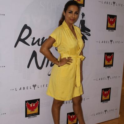 Malaika Arora present at Phoenix Marketcity, Kurla to hosted TheLabelLife.com's 1st offline experience as a part of Runway Nights - Core Sector Communique