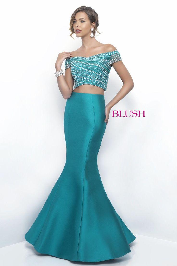 24 best Blush Prom 2017 images on Pinterest | Blush prom dress ...