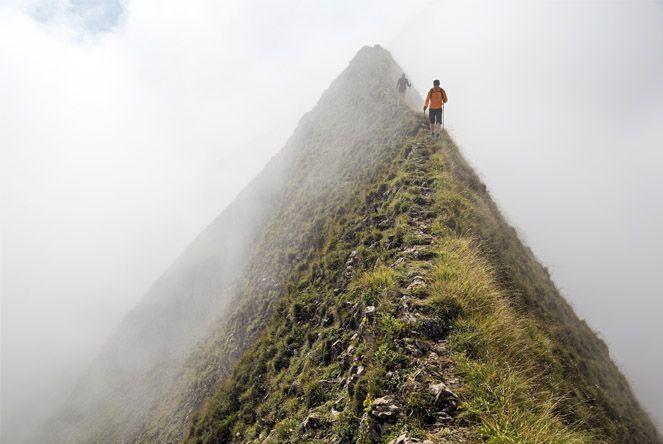 Hardergrat: The best hike in the world (near Interlaken, Switzerland)