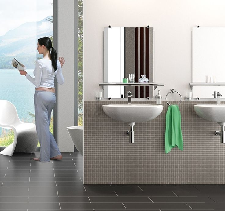 Více než 25 nejlepších nápadů na Pinterestu na téma Badezimmer - badezimmer g nstig renovieren