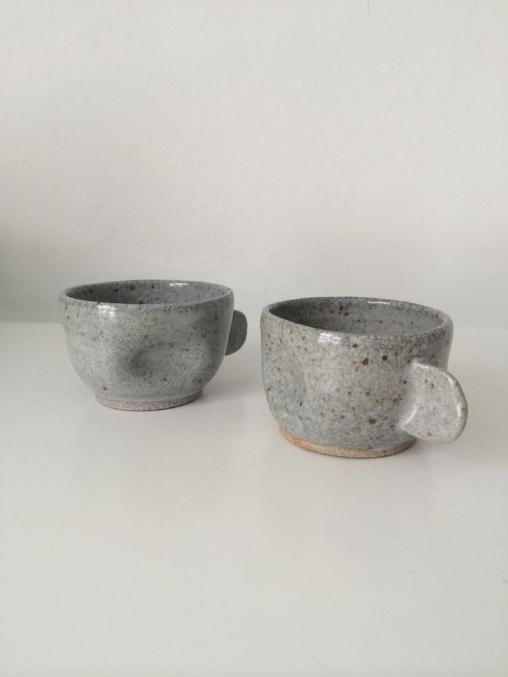 Espresso cups by mud + stone