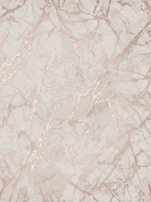 Metallic Marble Wallpaper Rose Gold Fine Decor FD4…