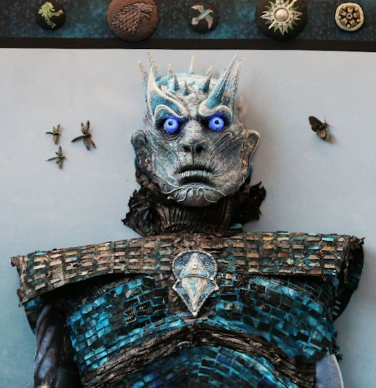 The Whitewalker (close up)