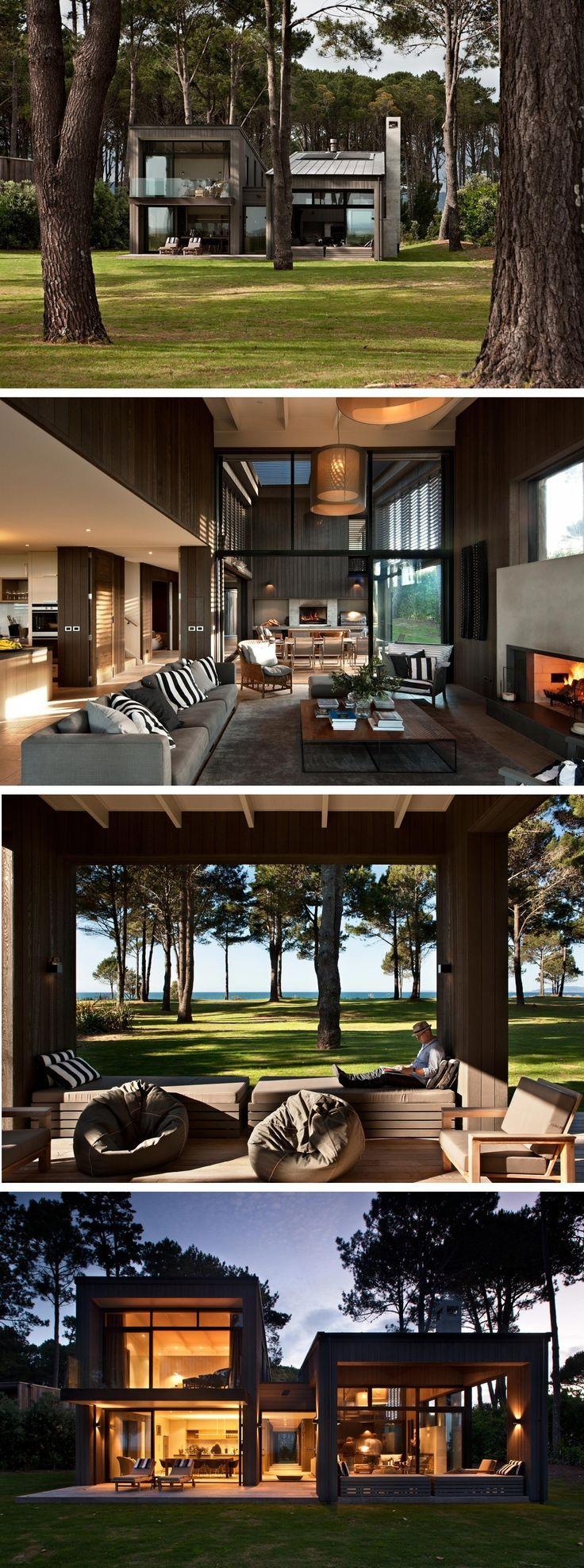 3215 besten Houses Bilder auf Pinterest | Moderne architektur ...