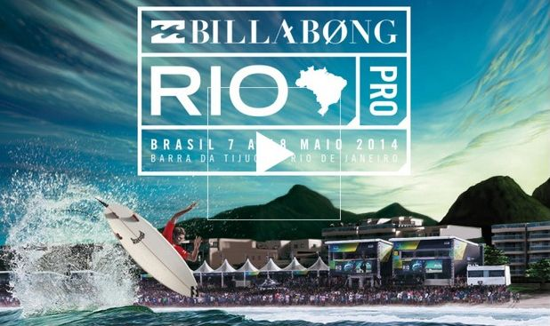 Live, Video & Results : RIO WOMEN'S PRO #GOJOHANNE #ASP #SURF #WCT #RIOWOMENSPRO #RIOWOMENPRO #RIO #RIODEJANEIRO #BRASIL2014 #BRESIL2014 #BRESIL #BRASIL #BRAZIL