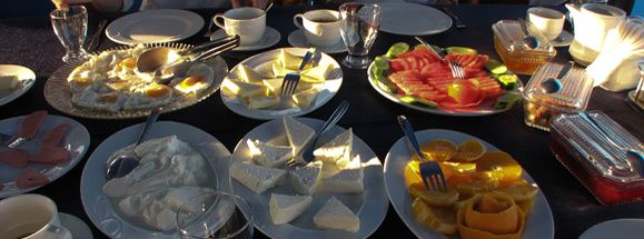 Turkish food receipes
