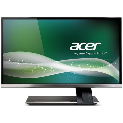 Acer 23 S236HLTMJJ LED Monitör 6ms Siyah
