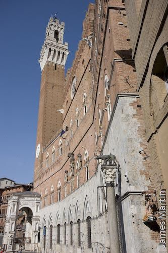 Siena Picture: The Torre del Mangia