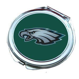 Philadelphia Eagles - NFL Team Compact Mirror by aminco. $10.32. Show your support for the Philadelphia Eagles with this Team Compact Mirror