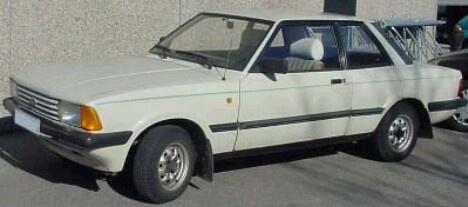 1981 Ford Taunus