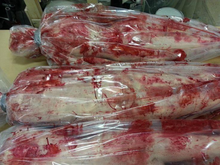 Three Mutilated Female Bodies In Body Bags Fear Fx