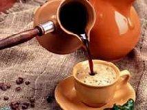 Как сварить вкусный кофе в турке.