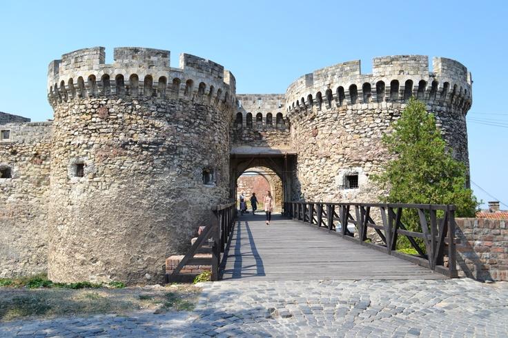 Kalemegdan, Belgrad, Serbia