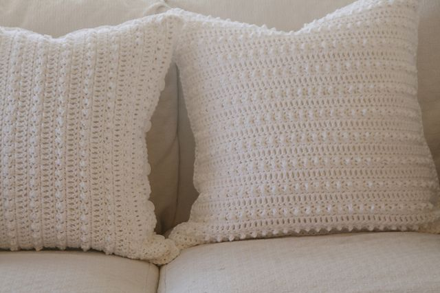 478 Best Crochet Cushions Amp Covers Images On Pinterest