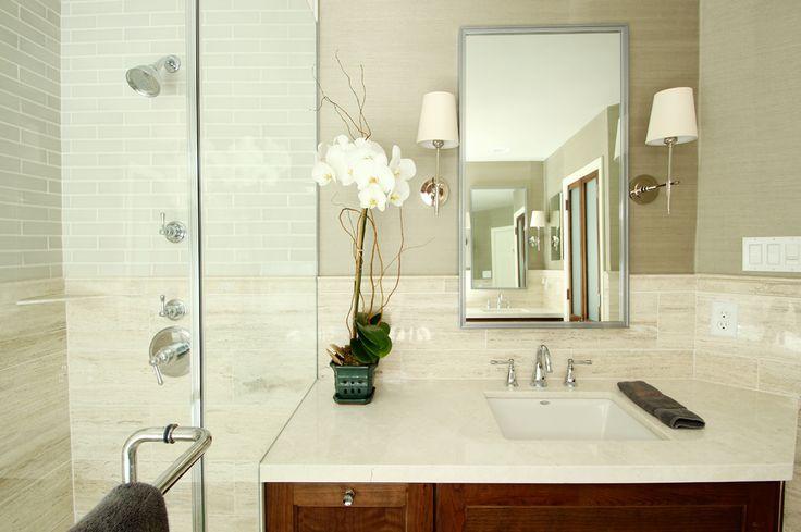 43 best bathroom ideas images on pinterest bathroom for Bathroom interior design houston