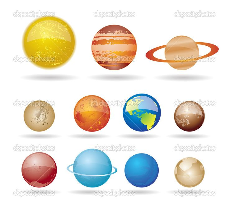 Impertinent image intended for printable planet