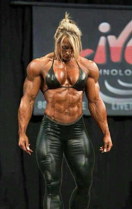 Bionic woman on steroids | Body/extreme | Pinterest