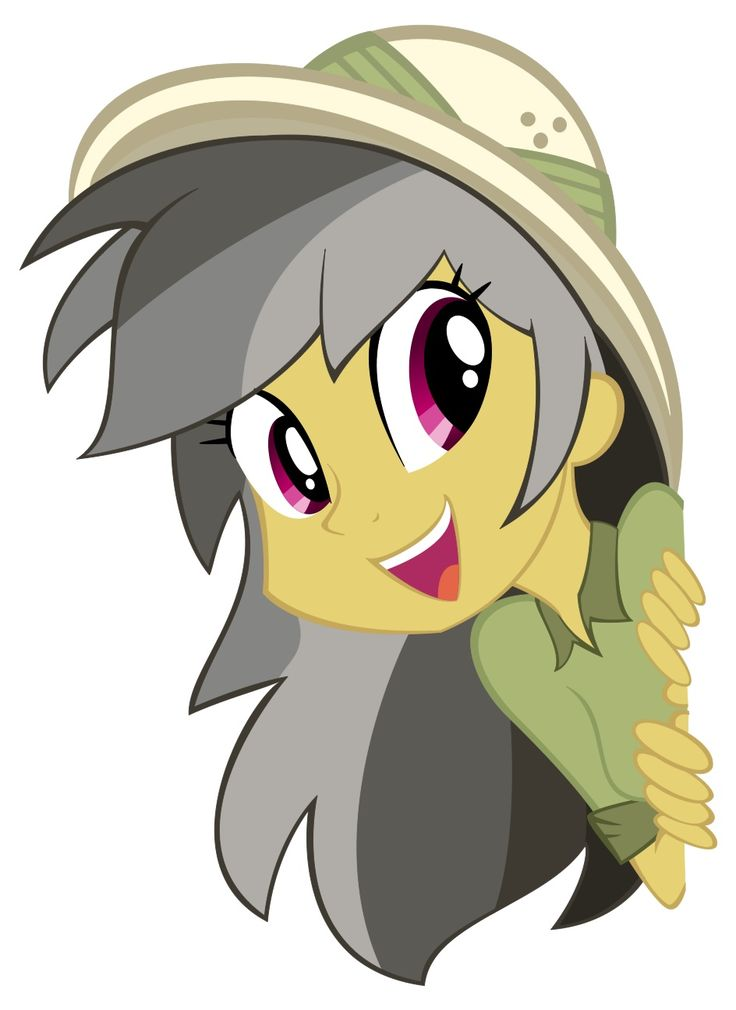 Equestria Girls Daring Do by