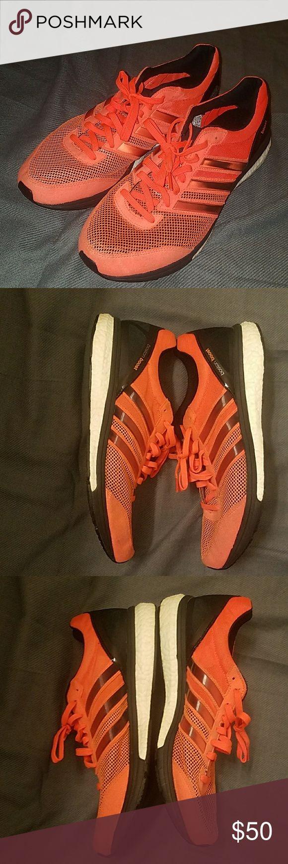 Men's Adizero Boston boost in EUC Men's Adizero Boston boost in euc adidas Shoes Athletic Shoes