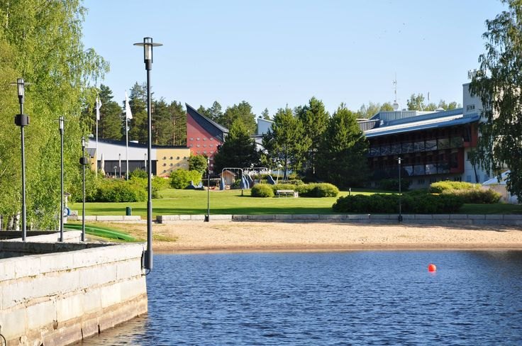 Hotel Spa Kivitippu  lake Lappajärvi area, Finland.