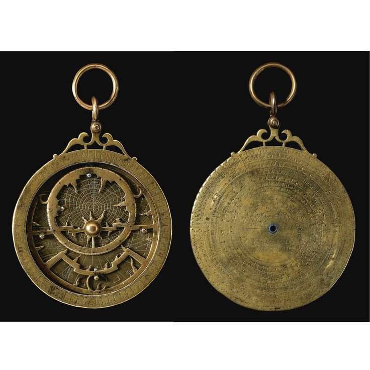A REMARKABLE ASTROLABE MATER MADE BY THE LEADING ASTROLABIST OF MEDIEVAL MOROCCO, ABÛ BAKR IBN YÛSUF, DEDICATED TO AN ALMOHAD PRINCE, ABÛ MUHAMMAD 'ABD AL-HAQQ, IN MARRAKESH, IN THE YEAR 603 HIJRA [A.D. 1206/07]