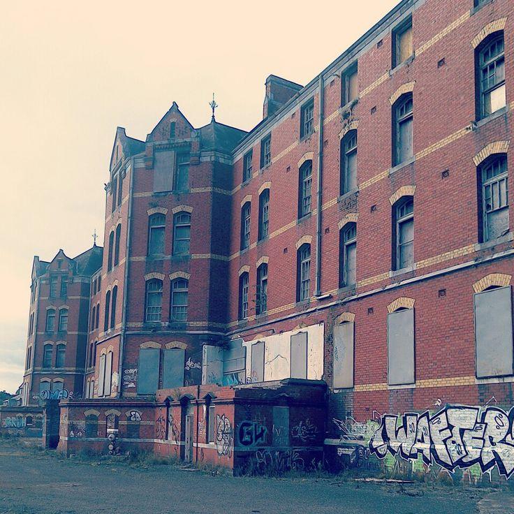 St Kevin's Asylum