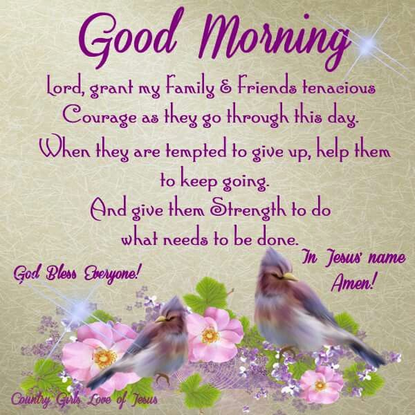 Good Morning Family And Friends Quotes Pin by Bridgette Wrigh...