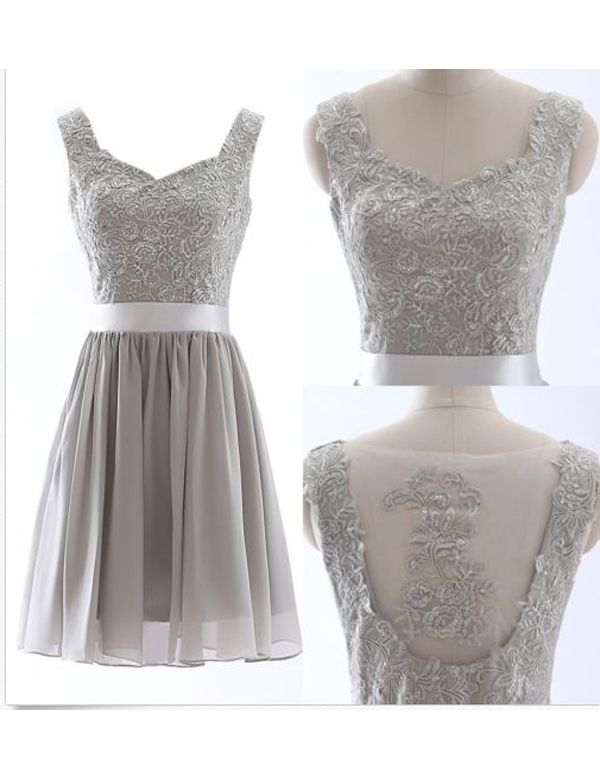 Best 25+ Silver bridesmaid dresses ideas on Pinterest ...