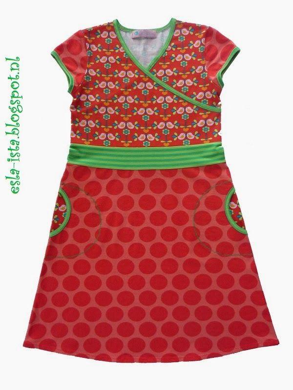 Esla-Ista: Kleidchen / granny squares