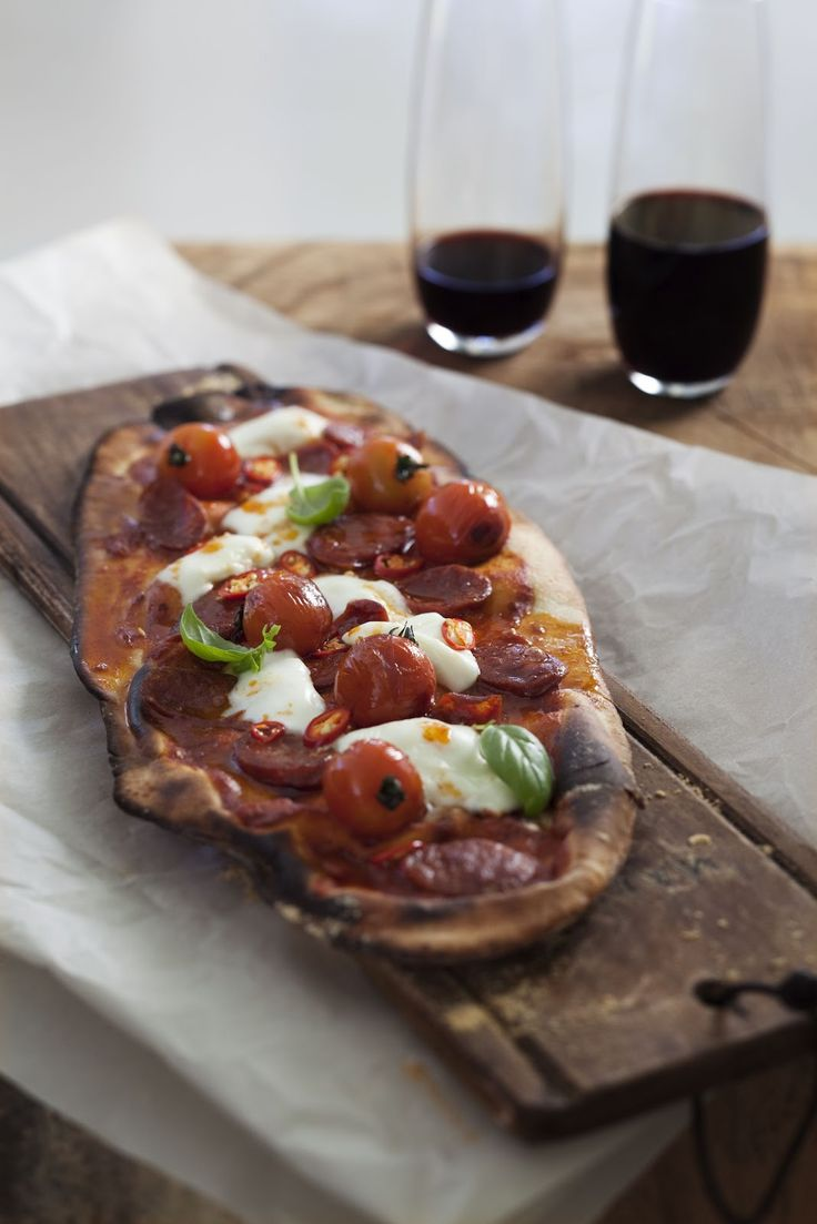 Pizza from Weylandts South Africa